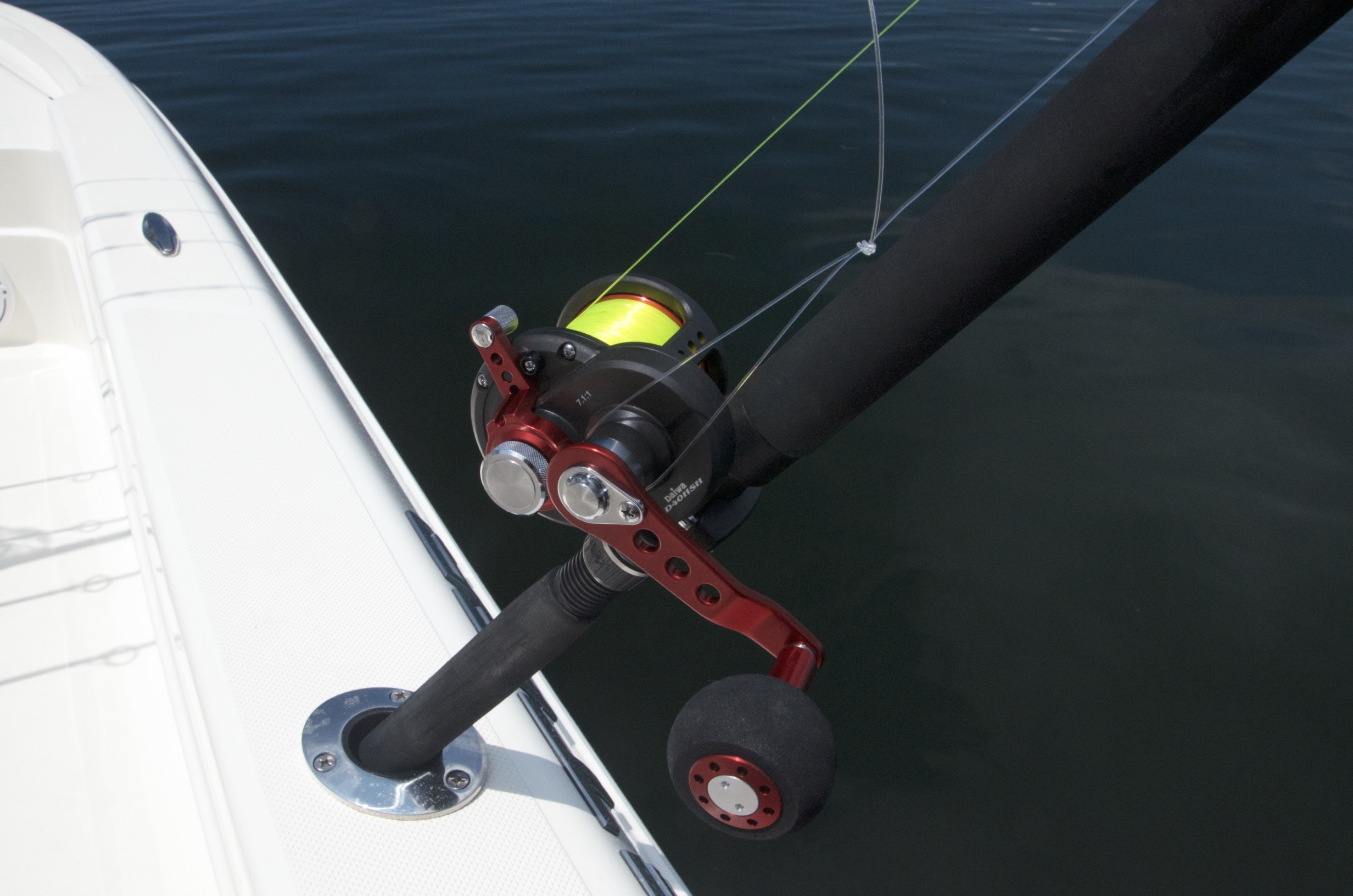 daiwa saltist hyper speed