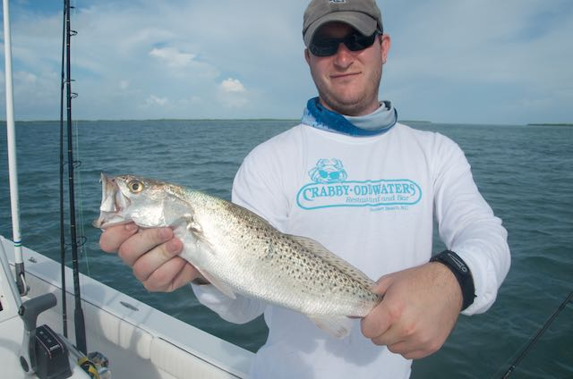 Client Trout All Water Charters