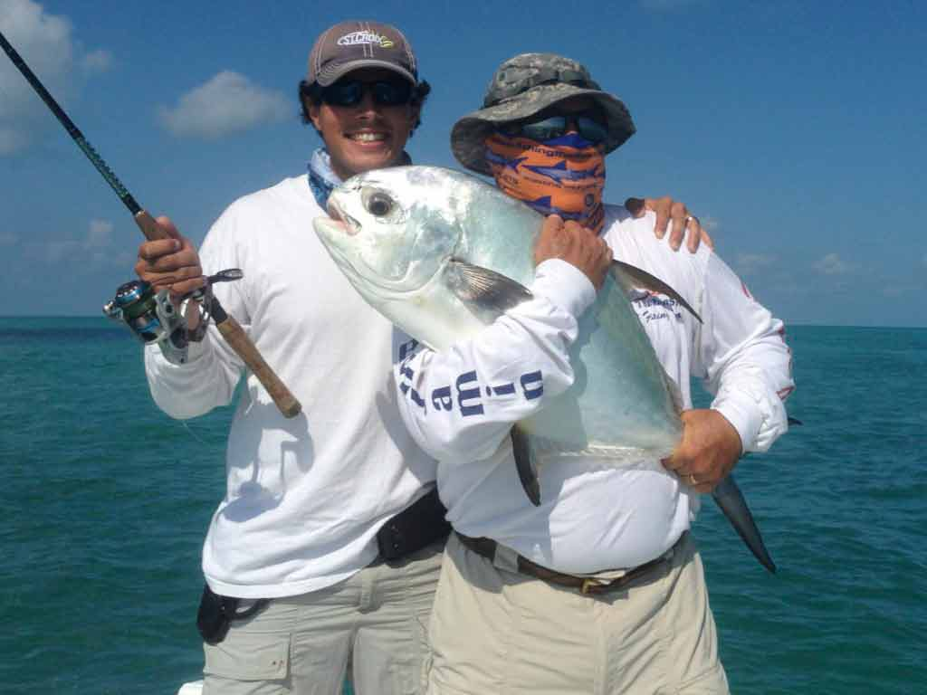 Summer Fishing In Key West