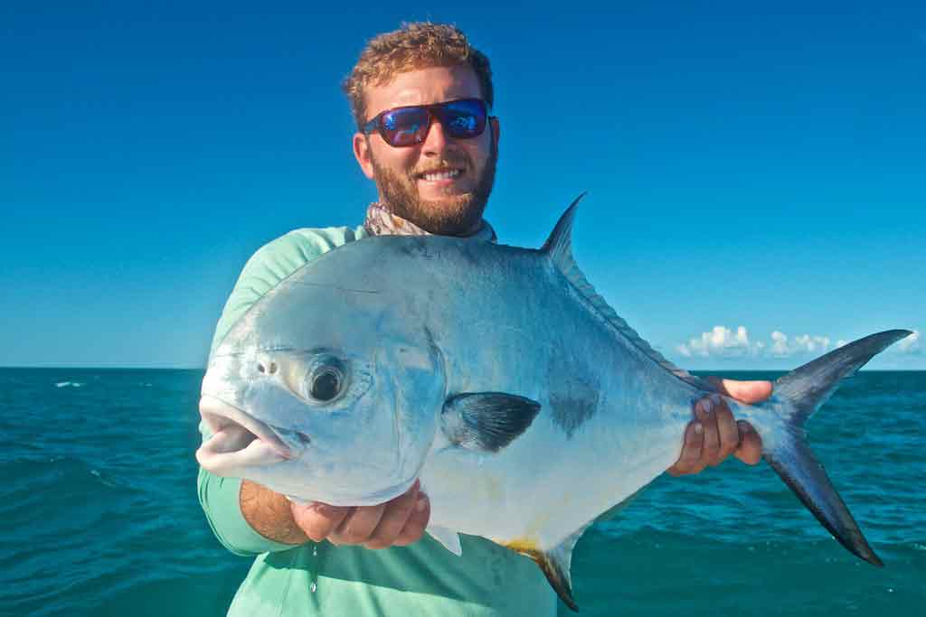 Key west fish species all water charters for Hammer jack fish
