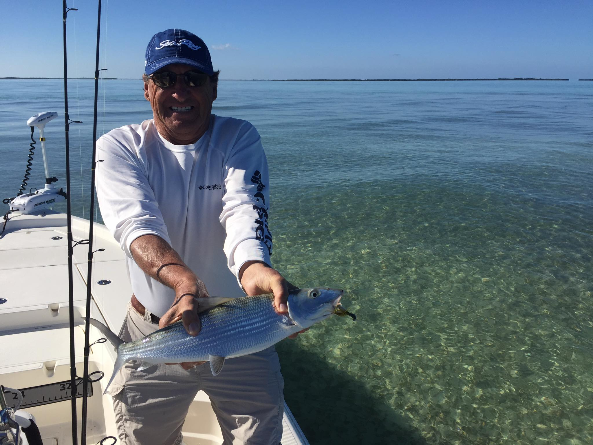 Bonefish in march 2017 all water charters for Key west tarpon fishing