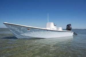Captain Kyle's 23 Foot Bay Boat